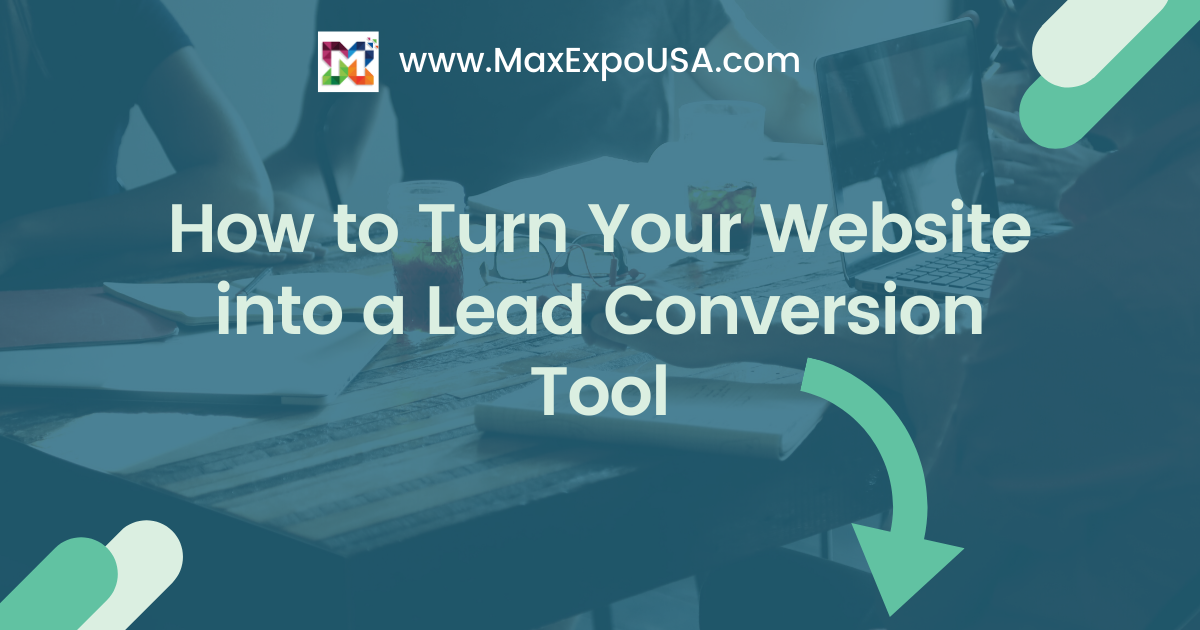 Lead Generation Website